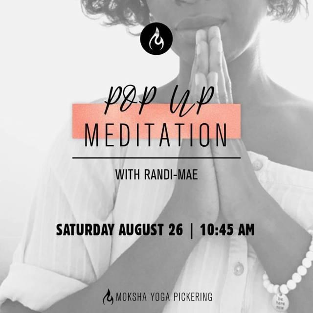 moksha yoga aug 26 meditation