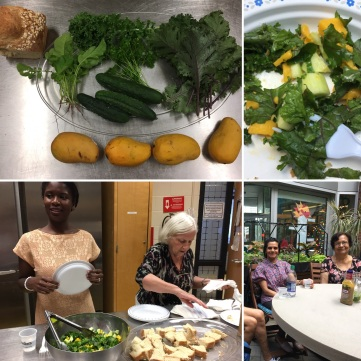 Horticultural Therapy Program @ The Waterfront Neighbourhood Centre Every Wednesday at 5:30pm until March 2018
